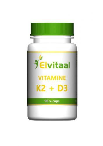 Elvitaal Vitamine K2+D3