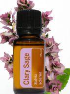 Clary Sage Essentiële Olie doTERRA - enkelvoudige olie