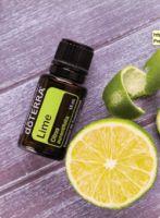 Limoen Essentiële Olie 15 ml.
