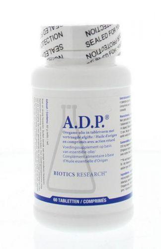 Biotics A.D.P. Oregano Kruidenpreparaat