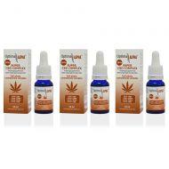 Alpha CBD olie (cannabinoïden complex) 20% 3 x 10 ml