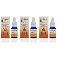 Alpha CBD olie (cannabinoïden complex) 5% 12 x 10 ml