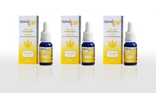 CBN olie 2% pakket (6x10ml)
